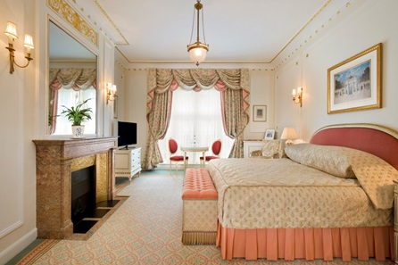 Exclusive Overnight Stay Experience at The Ritz