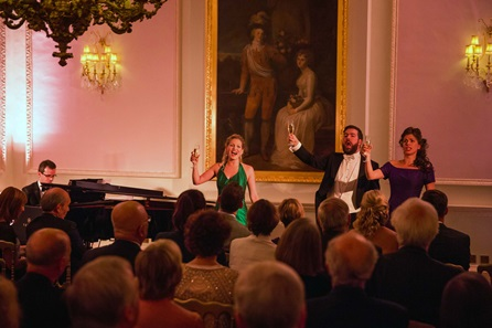Dinner with Opera for Two on Friday 26th January 2018