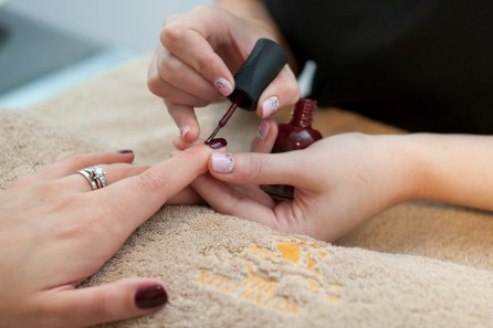 Manicure for One