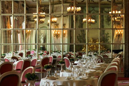 The Michelin-starred Ritz Restaurant Lunch for Two