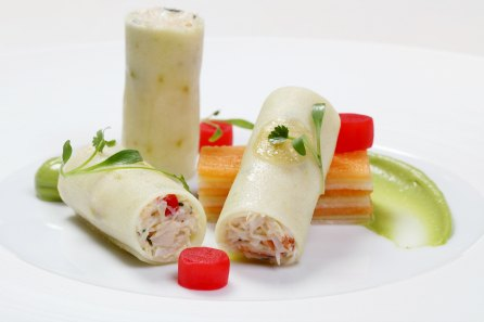 The Ritz Restaurant Lunch for Four