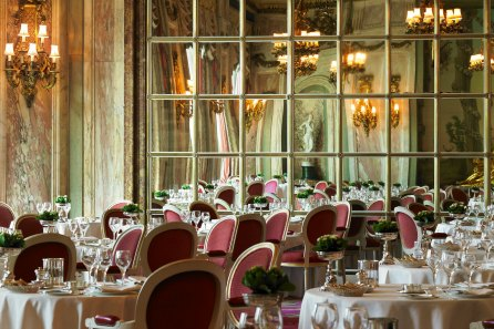 The Michelin-starred Ritz Restaurant Sunday Luncheon for Four