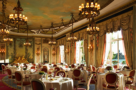 The Michelin-starred Ritz Restaurant Sunday Lunch for Two