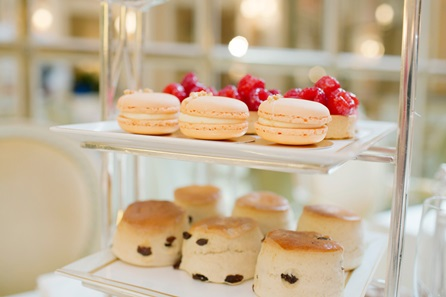 Traditional Afternoon Tea for Four
